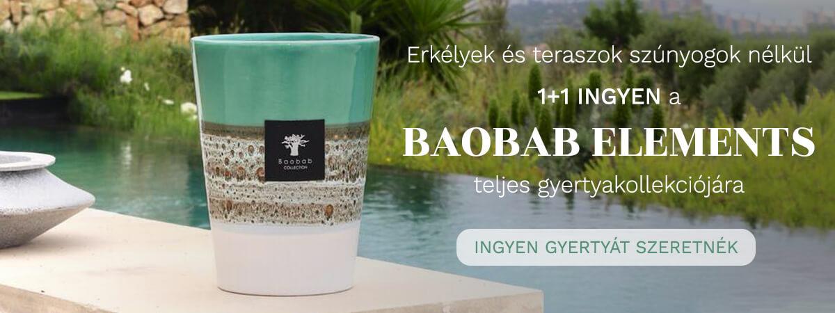 Baobab elements 1+1