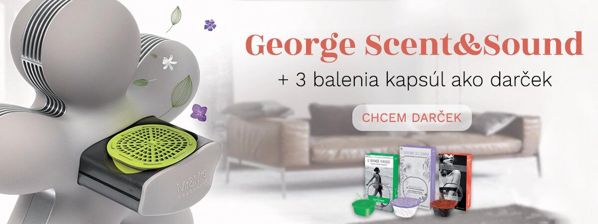 George + kapsle