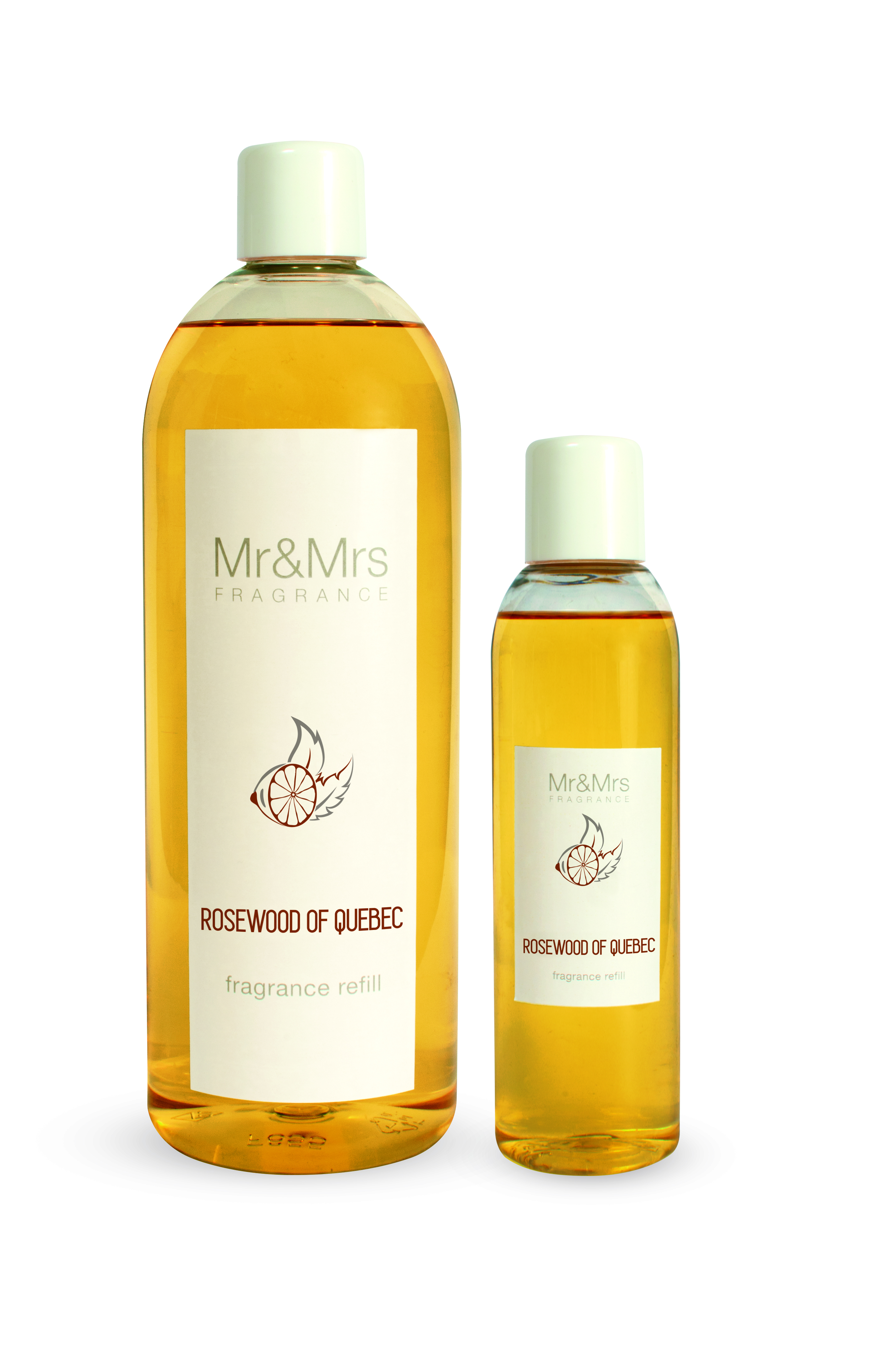 Levně Mr&Mrs Fragrance MR&MRS FRAGRANCE NÁPLŇ DO DIFUZÉRU - ROSEWOOD OF QUEBEC, 1000 ML 1000 ml