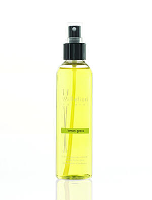 Innenraumspray NATURAL, 150 ml, Millefiori, Zitronengras