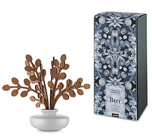 ALESSI KERÁMIA ILLATOSÍTÓ, FIVE SEASONS - BRRR ILLAT, 150 ML