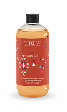 NÁPLŇ DO DIFUZÉRU ESTEBAN - COPAIBA, 500 ML