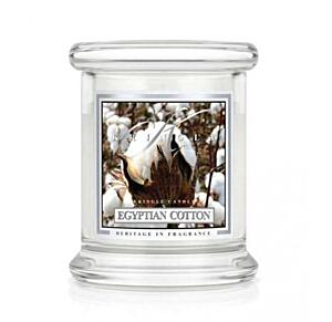 KRINGLE CANDLE VONNÁ SVÍČKA MALÁ - EGYPTIAN COTTON