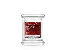 KRINGLE CANDLE KIS ILLATGYERTYA- FROSTED MAHOGANY