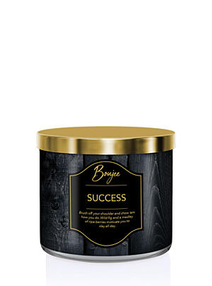 KRINGLE CANDLE BOUJEE – SUCCESS ILLATGYERTYA, 411 G
