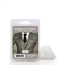 KRINGLE CANDLE ,DUFTWACHS - GREY 64 G