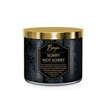 KRINGLE CANDLE DUFTKERZE BOUJEE – SORRY NOT SORRY, 411 G