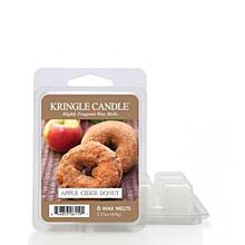 KRINGLE CANDLE, VONNÝ VOSK - APPLE CIDER DONUT, 64 G