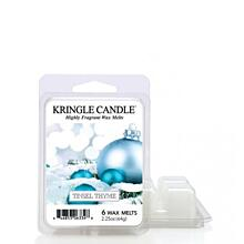 KRINGLE CANDLE, VONNÝ VOSK - TINSEL THYME, 64 G