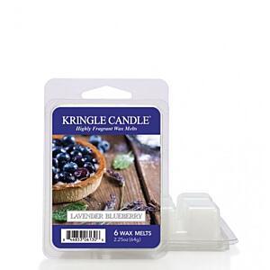 KRINGLE CANDLE, VONNÝ VOSK - BLUEBERRY MUFFIN, 64 G