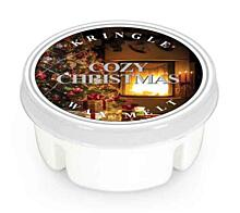 KRINGLE CANDLE, ILLATOS VIASZ - COZY CHRISTMAS, 35 G