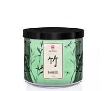 KRINGLE CANDLE VONNÁ SVÍČKA ZEN – BAMBOO, 411 G