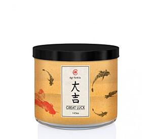 KRINGLE CANDLE VONNÁ SVÍČKA ZEN – GREAT LUCK, 411 G