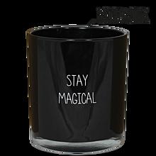 MY FLAME LLATGYERTYA - STAY MAGICAL - WARM CASHMERE