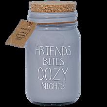 MY FLAME VONNÁ SVIEČKA - FRIENDS BITES COZY NIGHTS - WARM CASHMERE