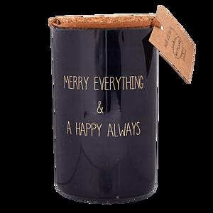 MY FLAME LLATGYERTYA - MERRY EVERYTHING & A HAPPY ALWAYS - WINTER GLOW