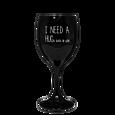 MY FLAME DUFTKERZE - I NEED A HUGE GLASS OF WINE - WARM CASHMERE