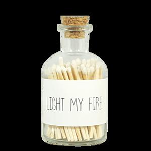 MY FLAME STREICHHÖLZER – LIGHT MY FIRE