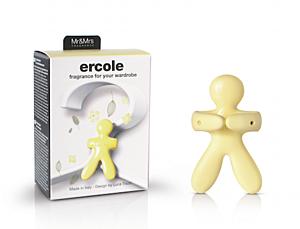 Mr&Mrs Fragrance panáčik do šatníka Ercole - Comfort Woody