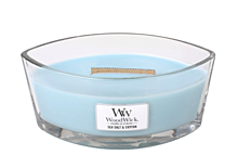 WOODWICK VONNÁ SVIEČKA LOĎ - SEA SALT COTTON, 453 G