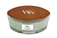 WOODWICK VONNÁ SVÍČKA LOĎ - WHITE WILLOW MOSS, 453 G
