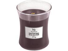 WOODWICK ILLATGYERTYA - BLACK PLUM COGNAC, 275 G