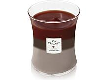 WOODWICK DUFTKERZE TRILOGY MITTELGRÖßE - FOREST RETREAT, 275 G