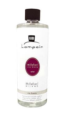 Náplň do katalytickej lampy 500ml Millefiori, Velvet