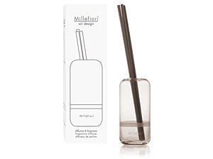 Designový tyčinkový difuzér Millefiori – Capsule béžový, 250 ml