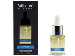 Aroma olej 15ml, NATURAL, Millefiori, STUDENÁ VODA